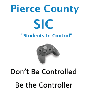 Pierce County SIC: Students in Control
