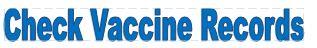 Check Vaccine Records